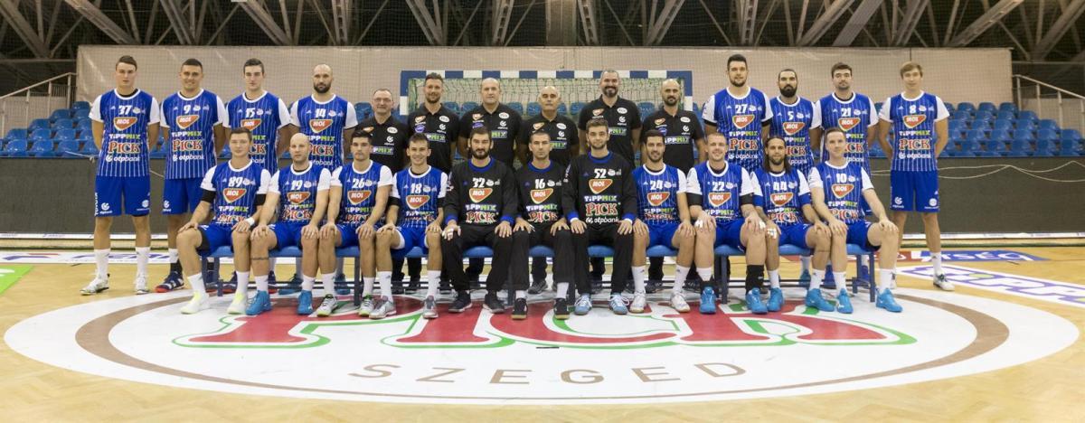 Férfi BL: Meddig juthatnak a klubcsapataink? MOL-Pick Szeged